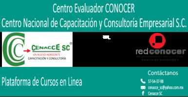 CENACCE-Cursos en Linea